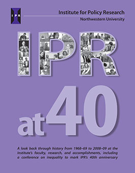 cover of IPR at 40